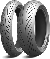 Задна гума Pilot Power 3 SC 160/60 R 15 M/C 67H R TL
