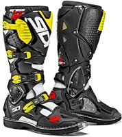 Ботуши Crossfire 3 White/Black Yellow Fluo