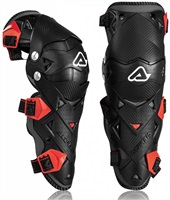 Наколенки Impact Evo 3.0 Black/Red