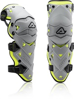 Наколенки Impact Evo 3.0 Grey/Yellow
