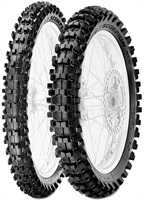Задна гума Scorpion MX32 Mid Soft 100/90-19 NHS 57M (32) R